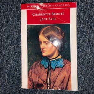 Jane Eyre by Charlotte Bronte Novel